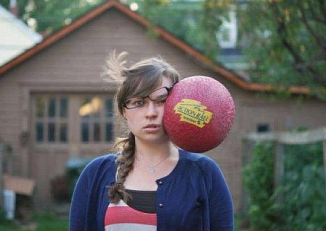 Photobomb lvl: ball