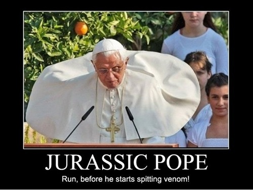 JurassicPope1