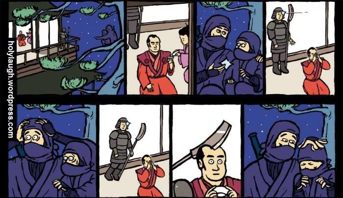Ninja Parenting