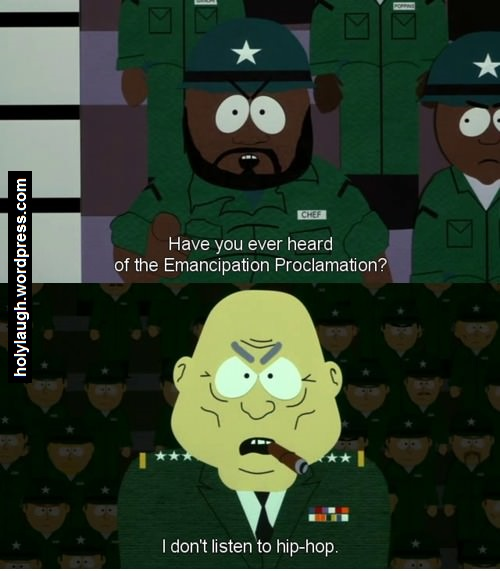 Why I love Southpark