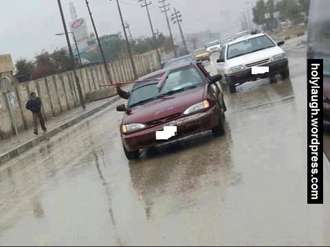 No windshield wipers No problem