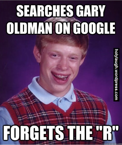 Bad Luck again