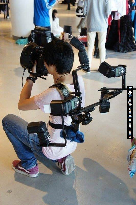Photography level - Singaporean