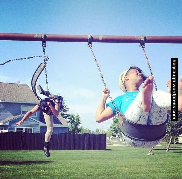 Swinging gone wrong