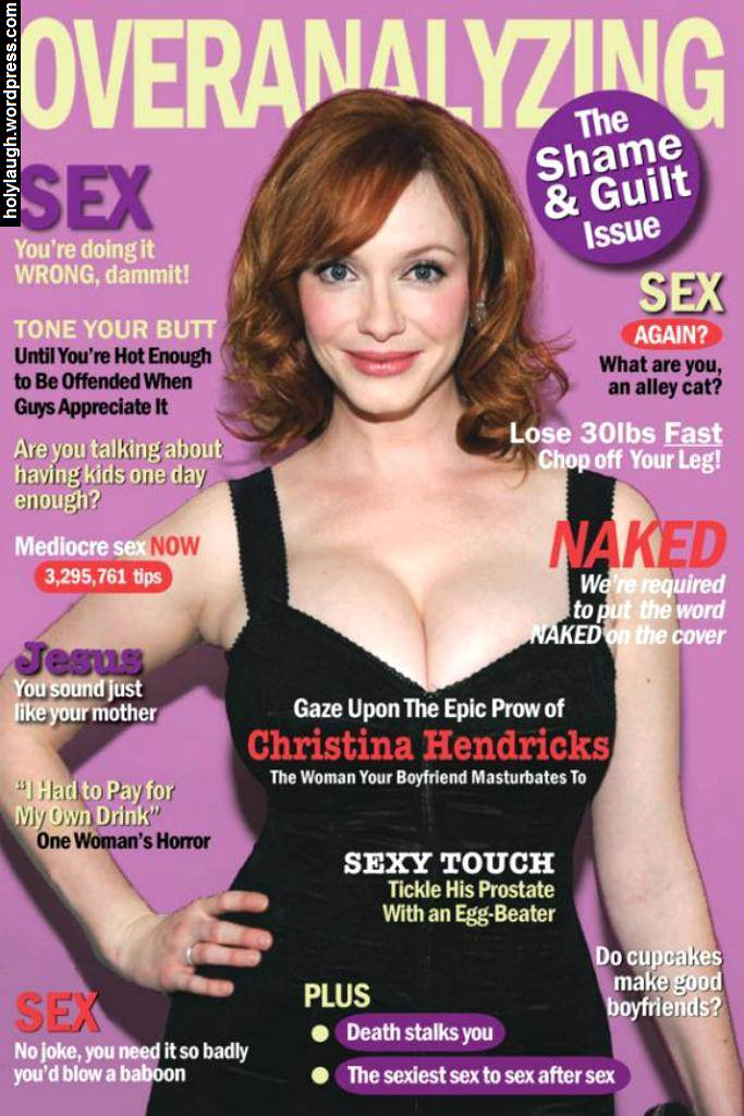 Average Women's Magazine Cover