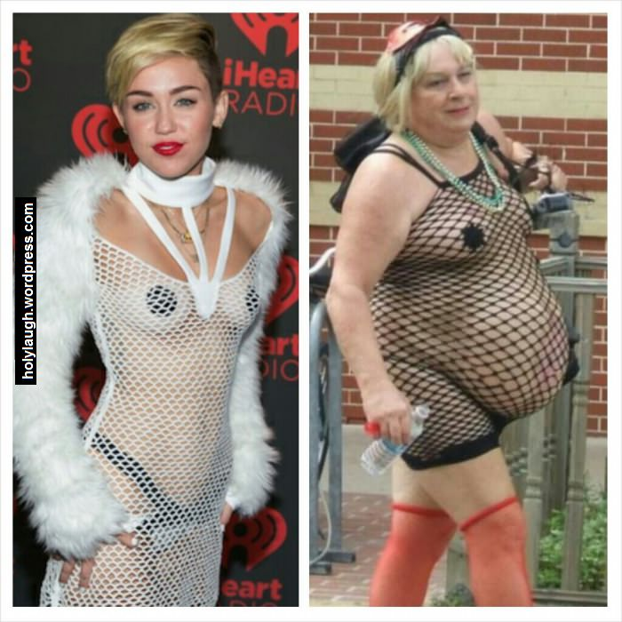 Miley in the later years