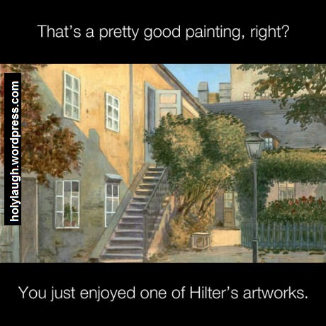A beautiful painting isnt it
