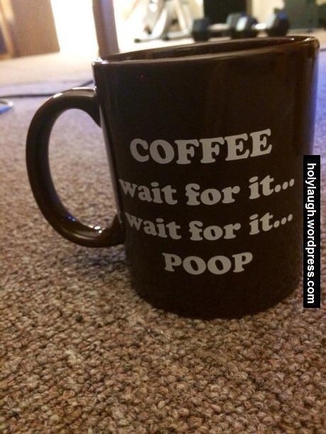 everytime i drink coffee