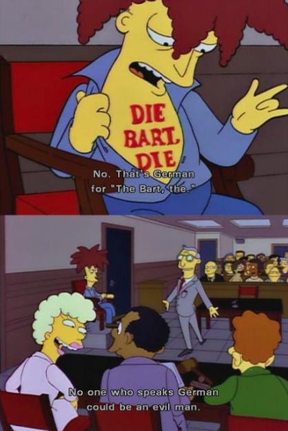 Simpson Logic