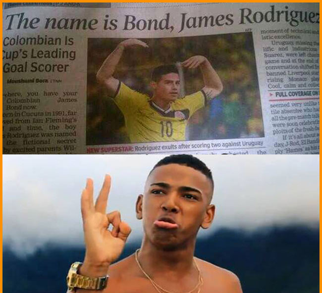 james rodrigues bond