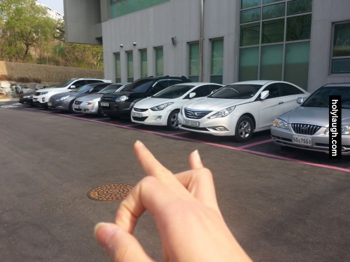 In Korea they have Female-Only parking lots which give wider lots and more driveway space to park