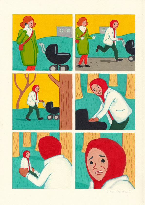 thief joan cornella