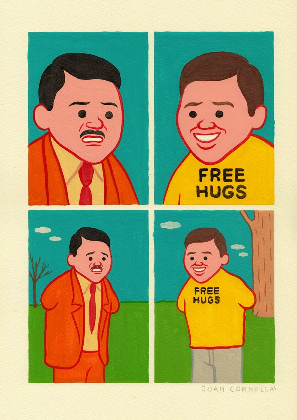 freehugs joan cornella
