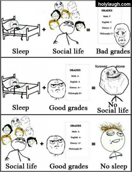 lifes equation