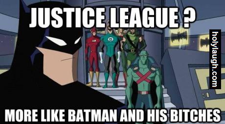 jjustice league