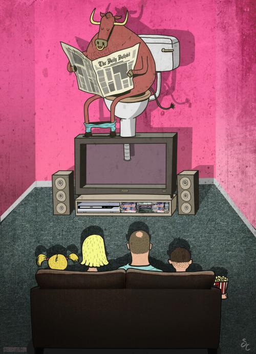 tv nowadays