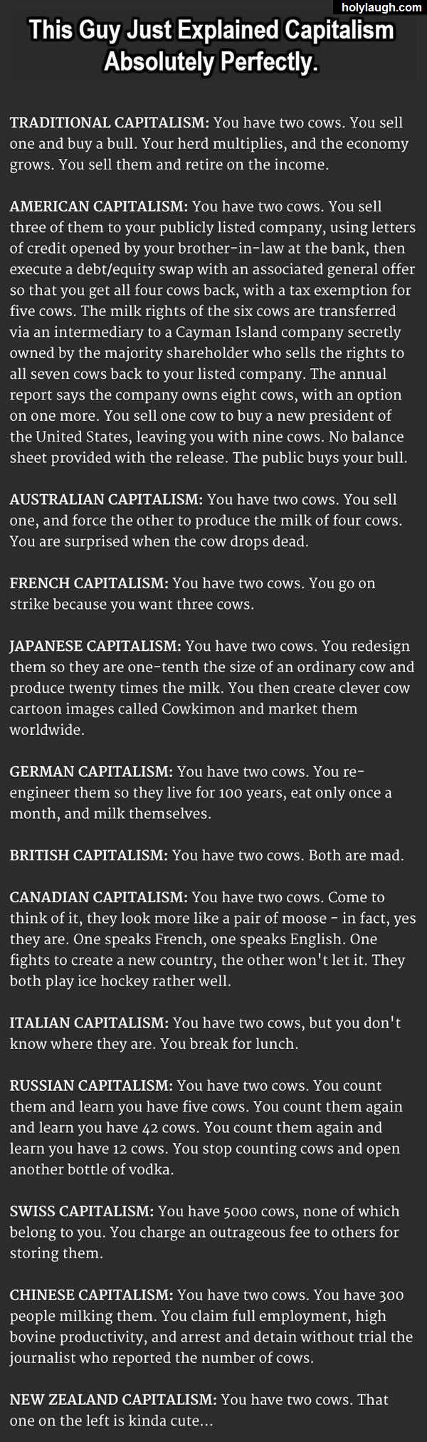 Capitalism Explained