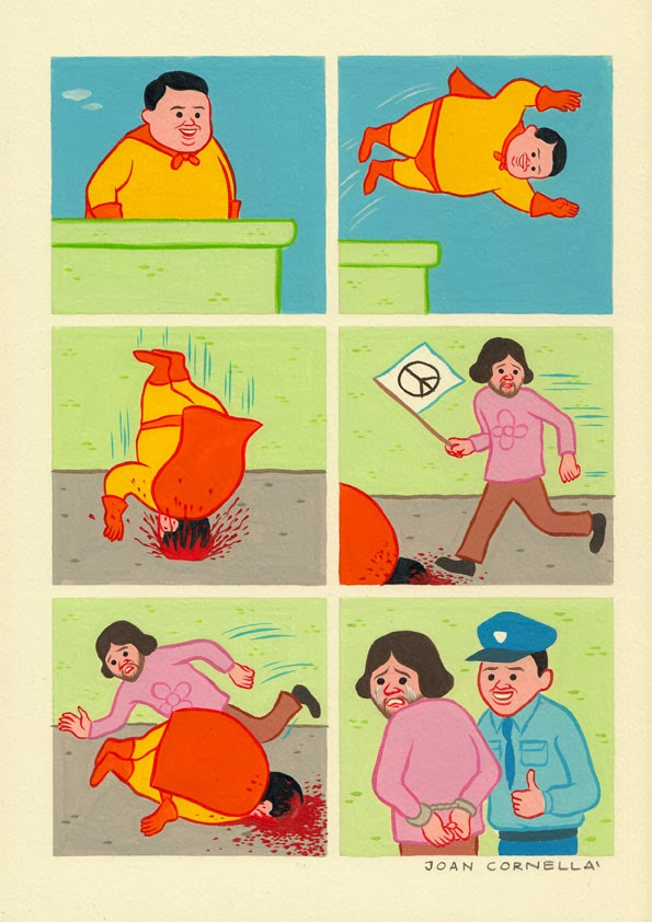 supermilquetoast joan cornella