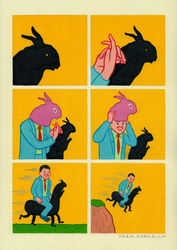 rabbbit joan cornella
