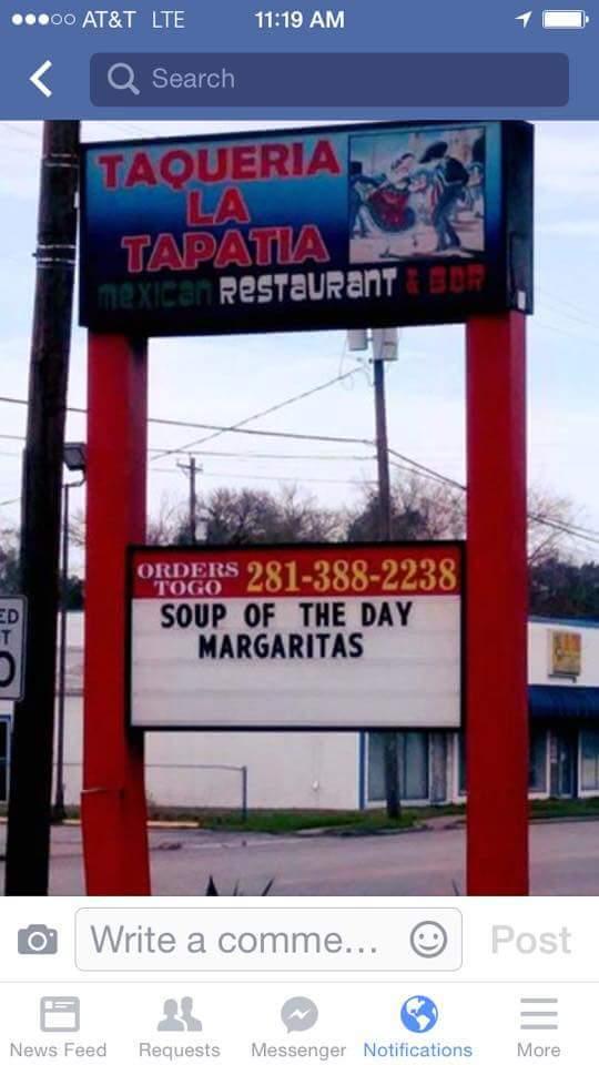 3 soups plz