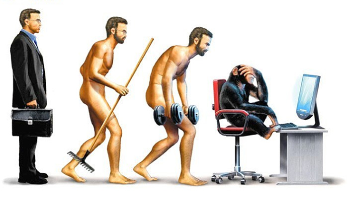 funny-satirical-evolution